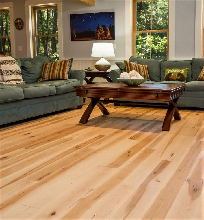 Maple 1 Common Grade 2nd Or Better Grade Unfinished Solid Hardwood Flooring