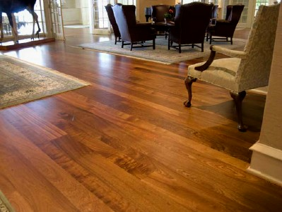 mahogany hardwood flooring