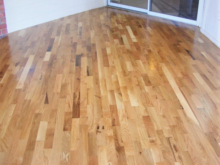 White Oak Utility Hardwood Cheap Sale Hardwood Floor Depot