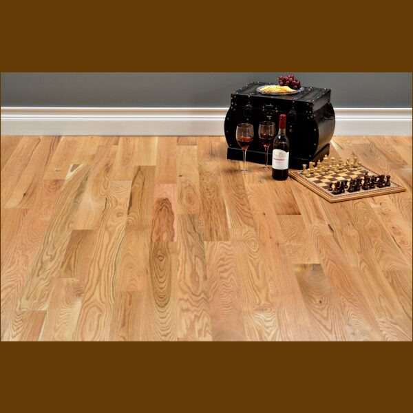 Red Oak #1 Common Grade Unfinished Solid Hardwood