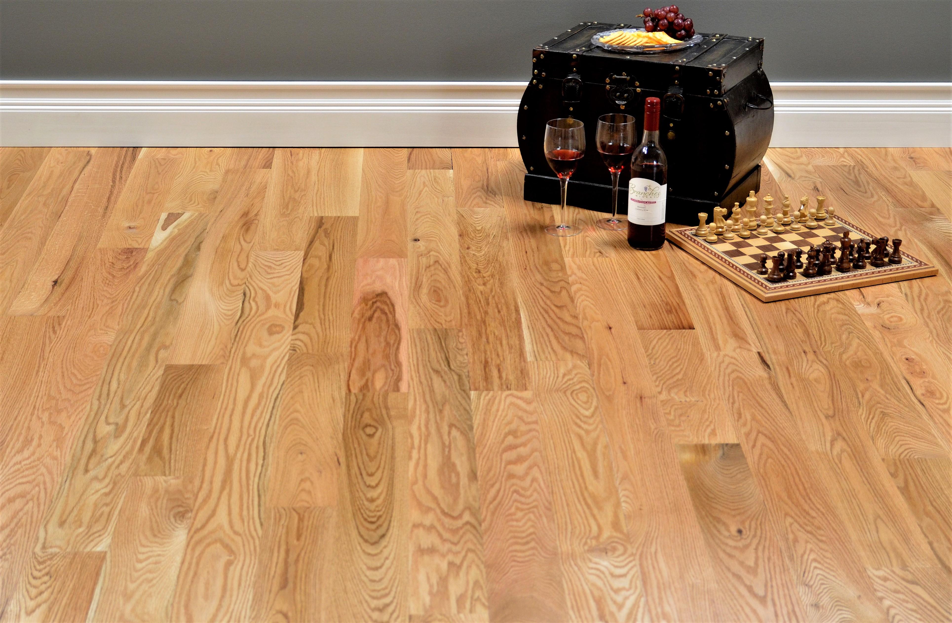 Red Oak Unfinished Hardwood On Sale Hardwood Floor Depot