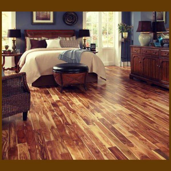 Acacia Prefinished Engineered Hardwood Flooring