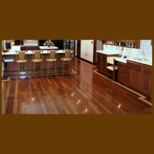 Brazilian Walnut Premium Grade Unfinished Solid Hardwood Flooring