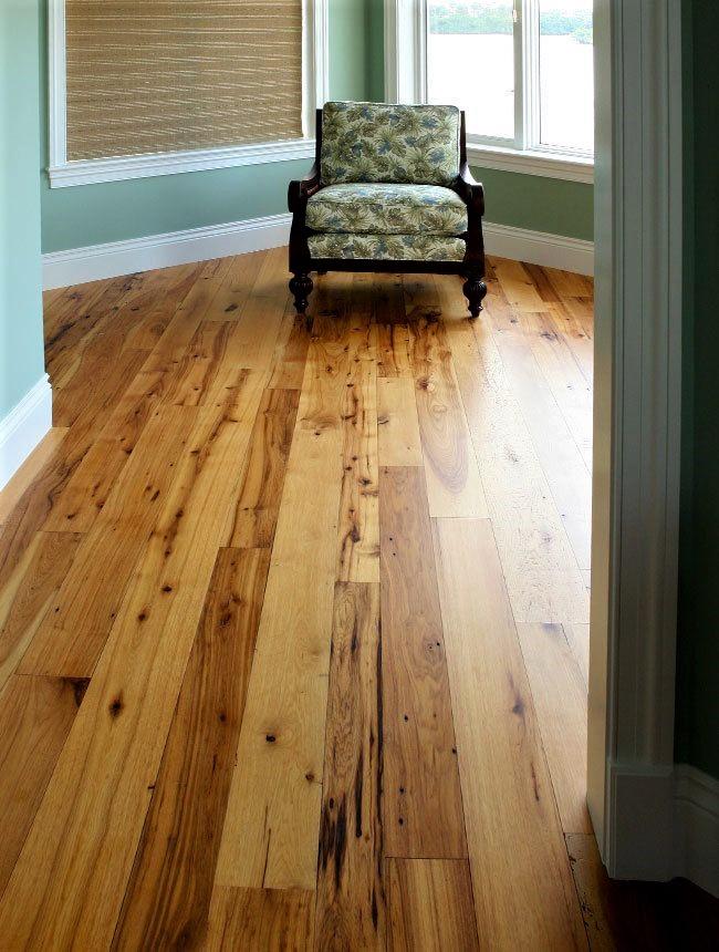 Rustic Hickory Finished Hardwood Sale Hardwood Floor Depot