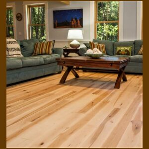Maple #1 Common Grade (2nd or Better Grade) Unfinished Solid Hardwood Flooring