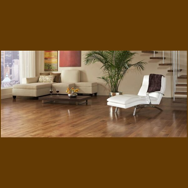 Maple #2 Common Grade (3rd or Better Grade) Unfinished Solid Hardwood Flooring