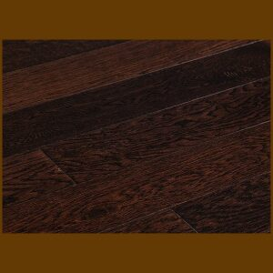 "White Oak Prefinished Engineered Hand Scraped ""Beaufort"" Hardwood Flooring"