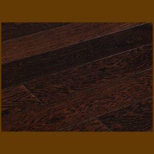 "White Oak Prefinished Engineered Hand Scraped ""Beaufort"" Hardwood Flooring"