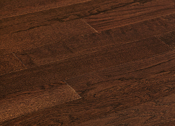 "Oak Prefinished Engineered Smooth ""Monroe"" Hardwood Flooring"