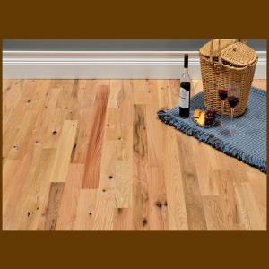 Red Oak #2 Common Grade Unfinished Solid Hardwood Flooring