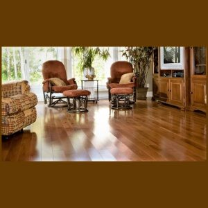 Red Oak Character Grade Unfinished Solid Hardwood Flooring - 2'-10' Random Lengths