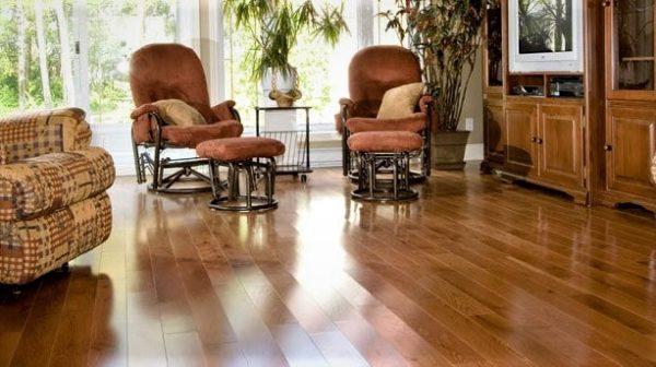 Red Oak Character Grade Unfinished Solid Hardwood Flooring - 2'-10' Random Lengths