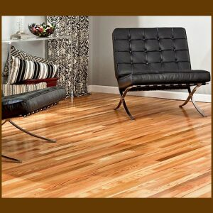 Red Oak Rustic Grade Prefinished Solid Hardwood Flooring