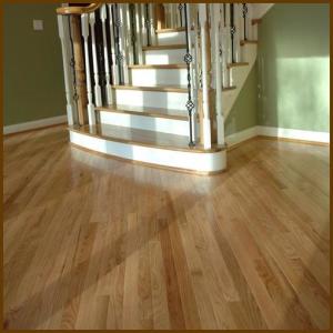 Red Oak Select & Better Grade Unfinished Solid Hardwood Flooring